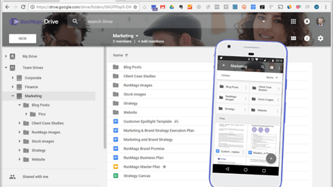 G Suite for Magazine Publishers