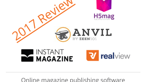 Online magazine publishing software review
